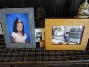 8-201205 愛するお孫さんのポートレート