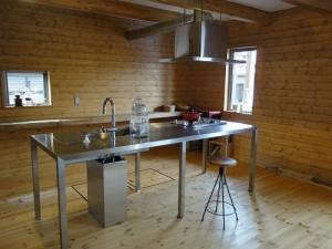 ◆2、20180818 シンプルで機能的なキッチン